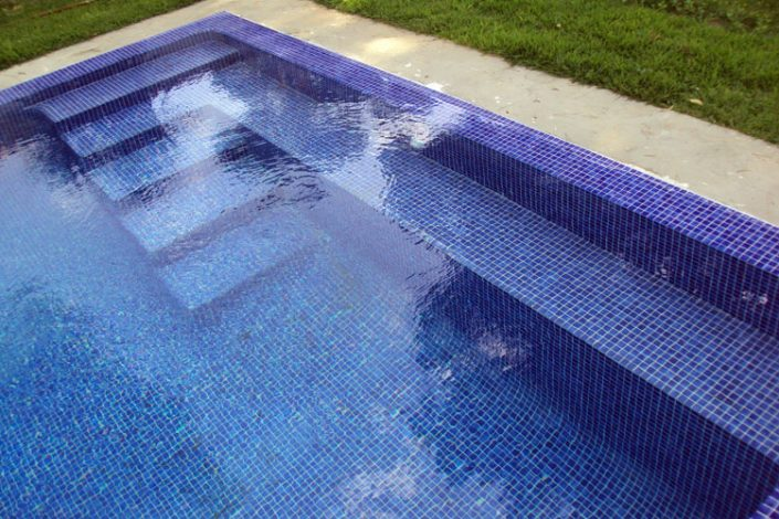 Trabajos realizados en piscinas particulares 2