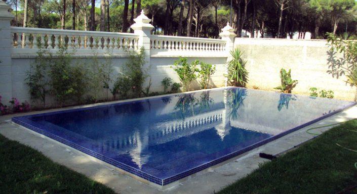 Trabajos realizados en piscinas particulares 8