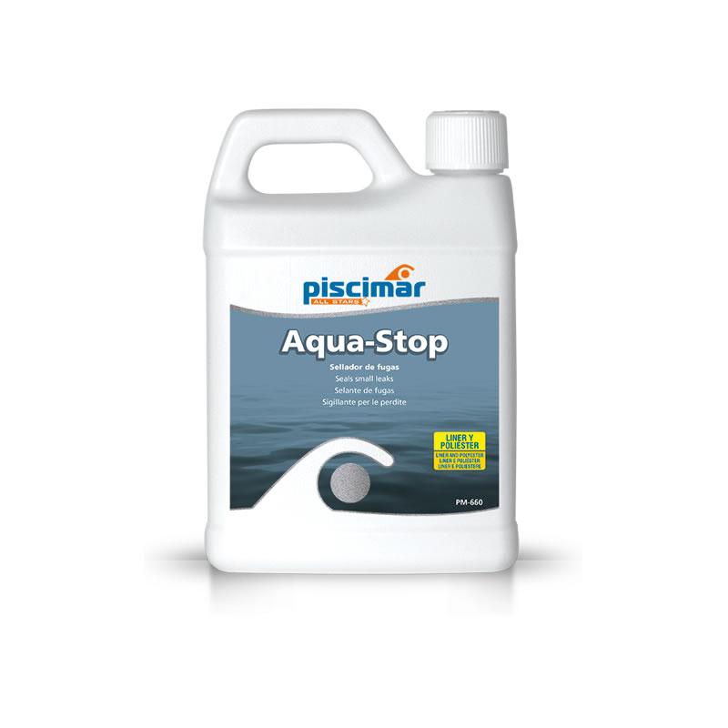 AquaStop 1 litro sellador de fugas